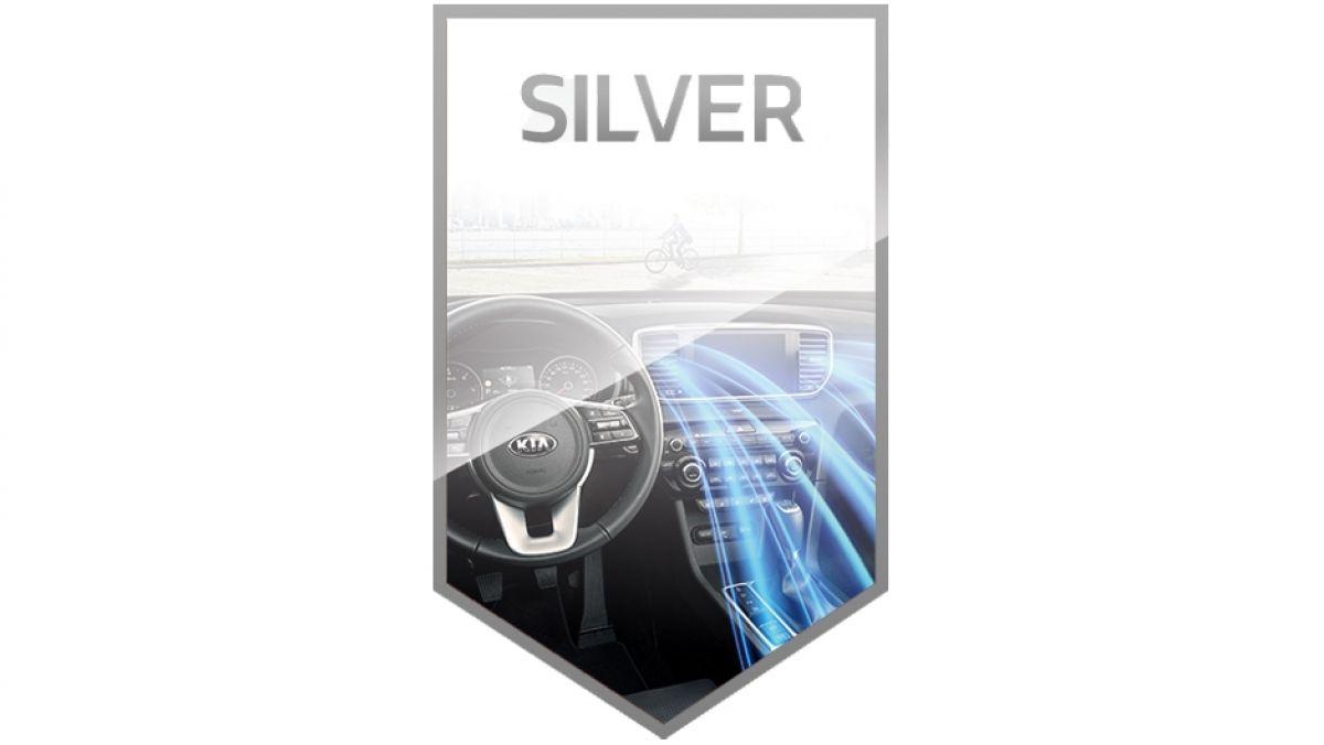 Silver - £35 incl. VAT