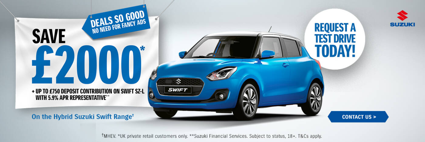 Suzuki - swift offer