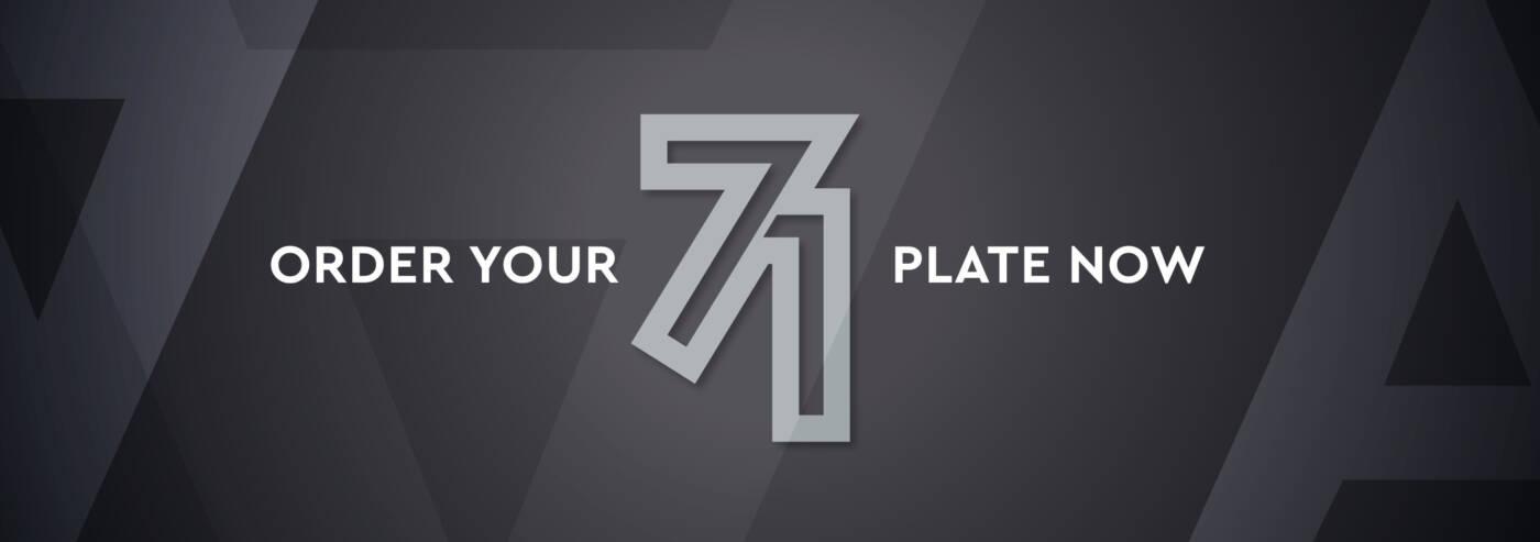 71 plate - Kia