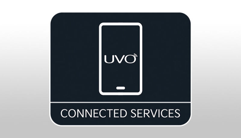 UVO CONNECT - Your free seven-year connected services