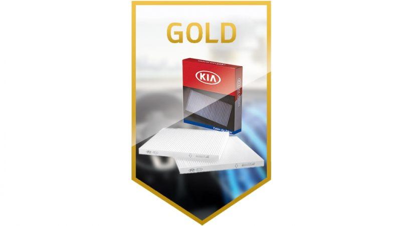 Gold - £55 incl. VAT