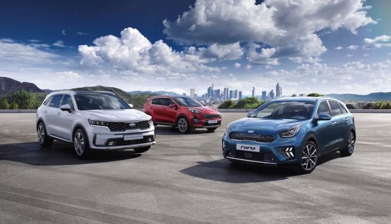 Business as it should be with Kia.
