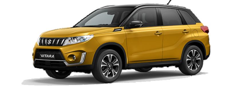 How does the Suzuki HYBRID work?