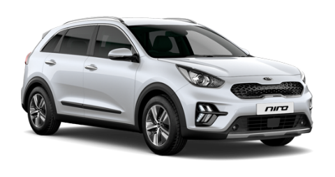 Kia Niro Self-Charging Hybrid Offers