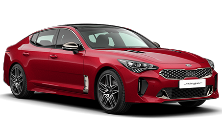 New Kia Stinger Offers
