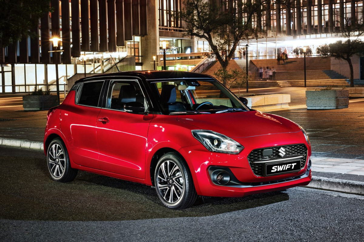 New Suzuki offers