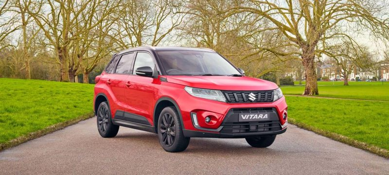 Suzuki Vitara SZ4 Motability Offer