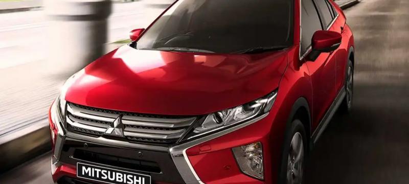 Mitsubishi Eclipse Cross Verve Motability Offer