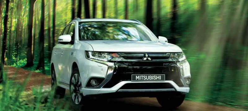 Mitsubishi Outlander PHEV Verve Motability Offer