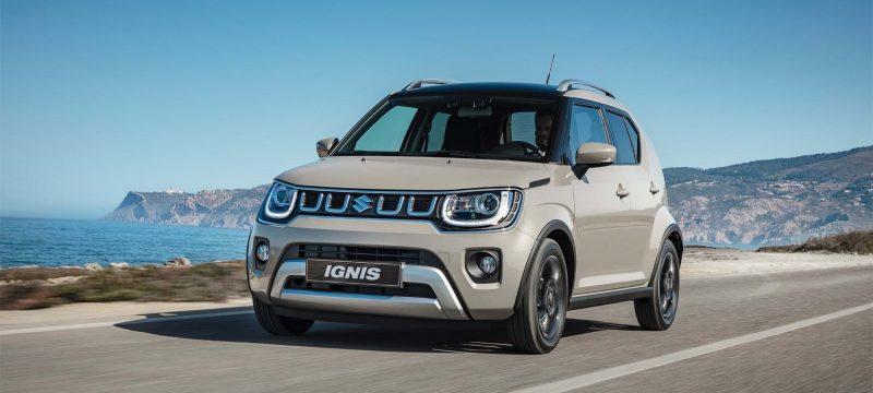 Suzuki Ignis SZ3 Motability Offer