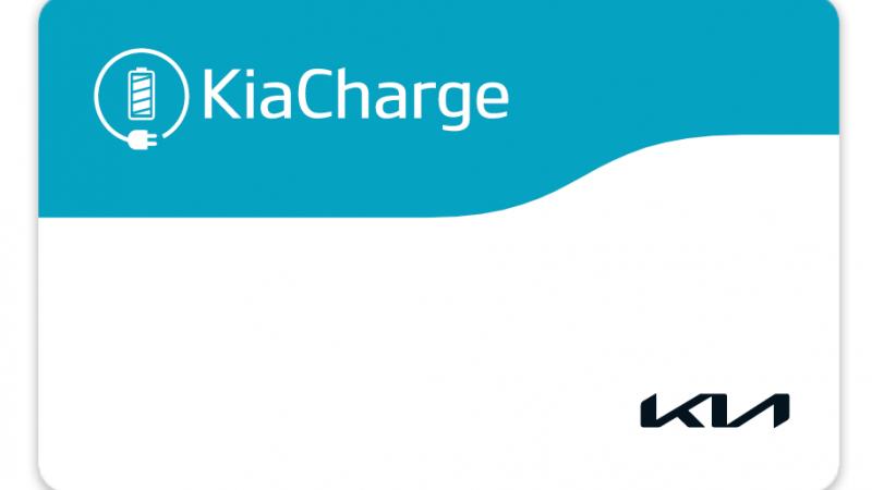 Kia announces 'KiaCharged'