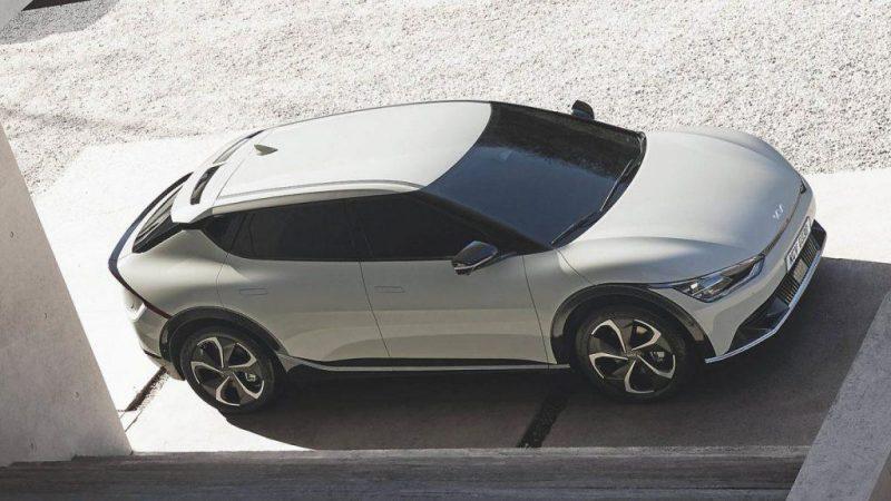 Kia announce their brand new EV6