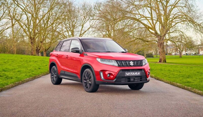 Explore the New Suzuki Vitara