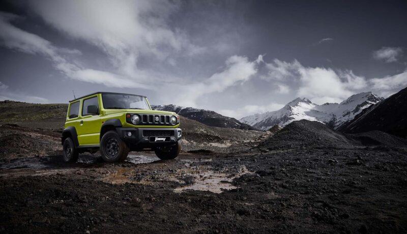 Explore the New Suzuki Jimny