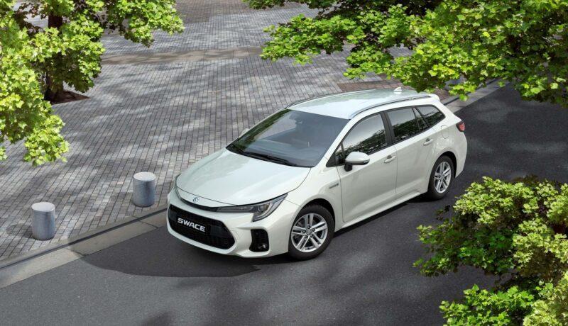 Explore the New Suzuki Swace