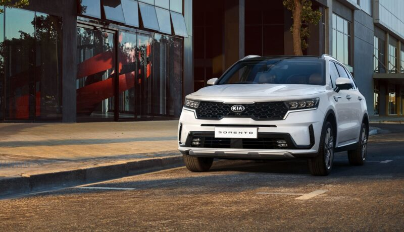Explore the New All-New Kia Sorento