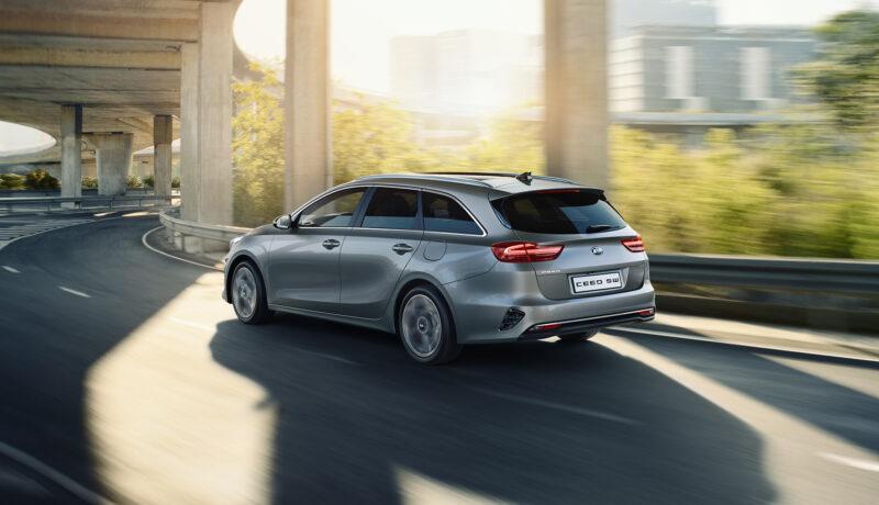 Explore the New Kia Ceed Sportwagon