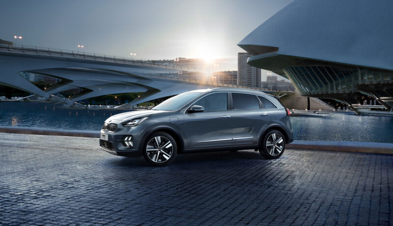 Explore the New Kia Niro Plug-In Hybrid