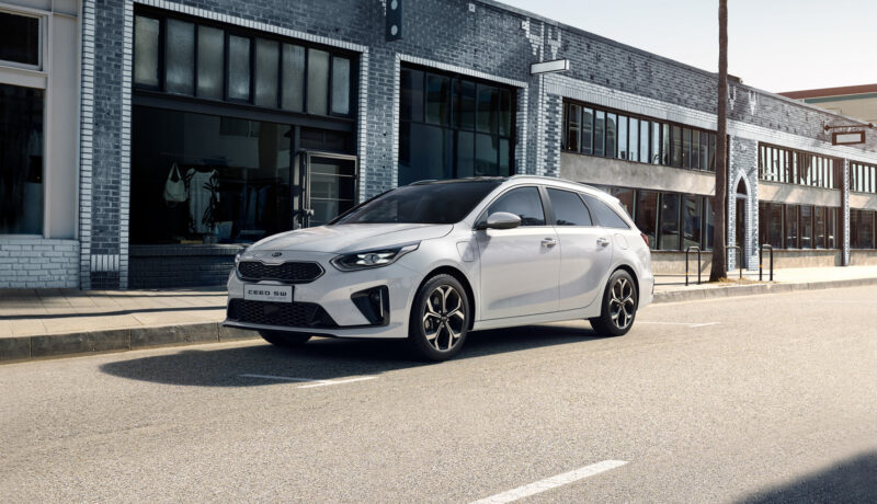 Explore the New Kia Ceed Sportswagon Plug-In Hybrid