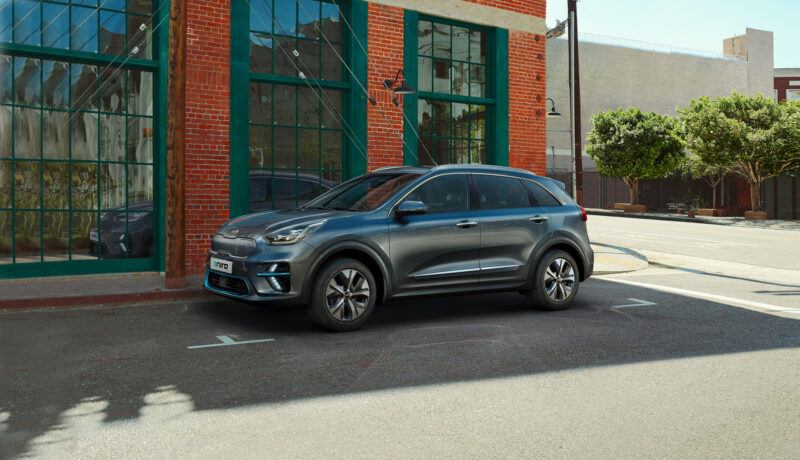 Explore the New Kia e-Niro