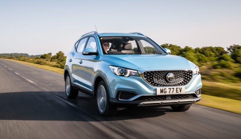 Explore the New MG ZS EV