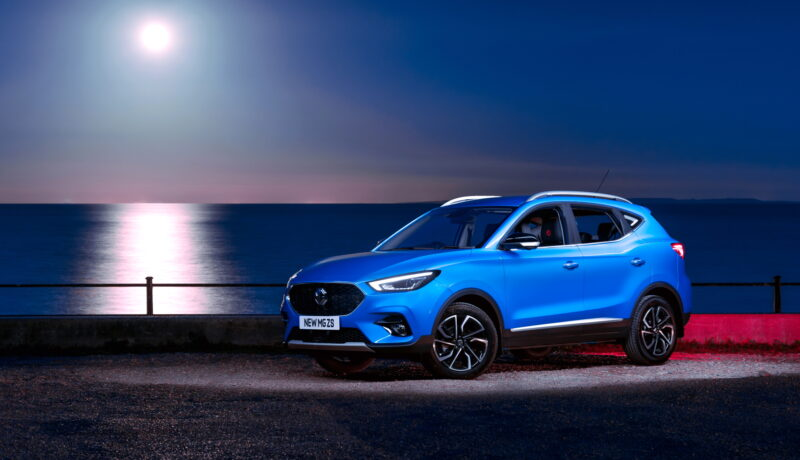 Explore the New New MG ZS