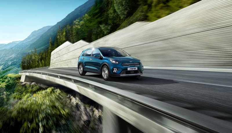 Explore the New Kia Niro Self-Charging Hybrid