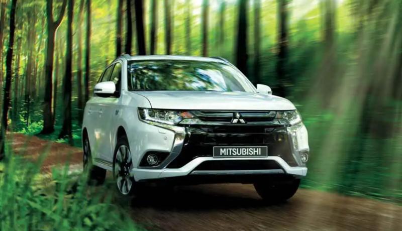 Explore the New Mitsubishi Outlander