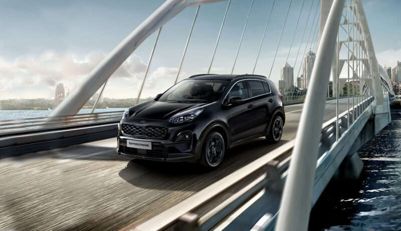 Explore the New Kia Sportage