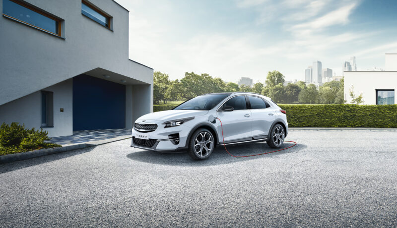 Explore the New Kia XCeed Plug-In Hybrid