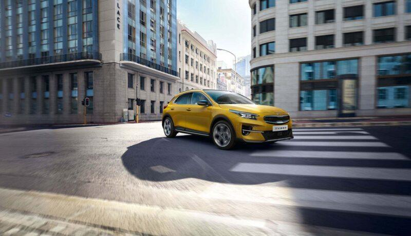 Explore the New Kia XCeed