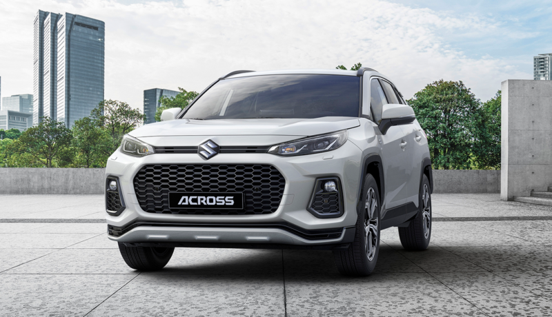 Explore the New Suzuki Across