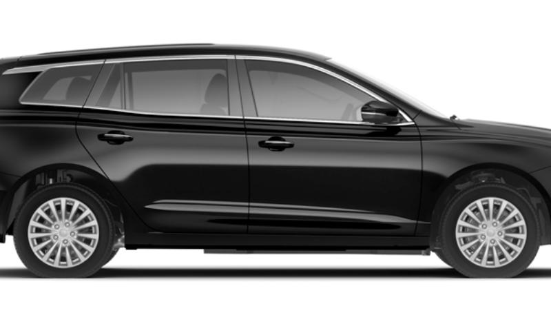 Explore the New MG5 EV