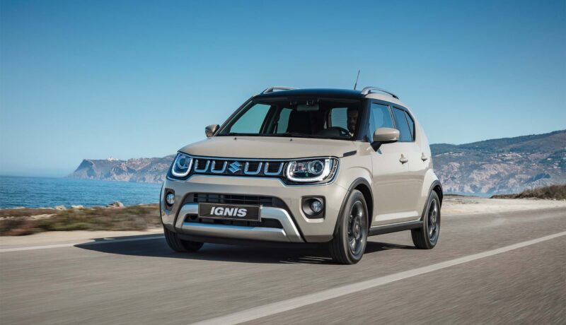 Explore the New Suzuki IGNIS