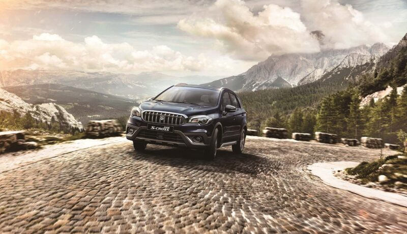 Explore the New Suzuki S-Cross