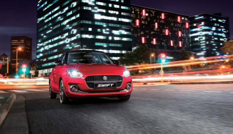 Explore the New Suzuki Swift