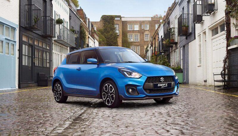 Explore the New Suzuki Swift Sport