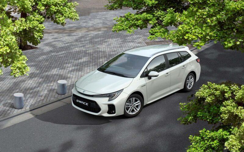 Suzuki Swace - Image 5