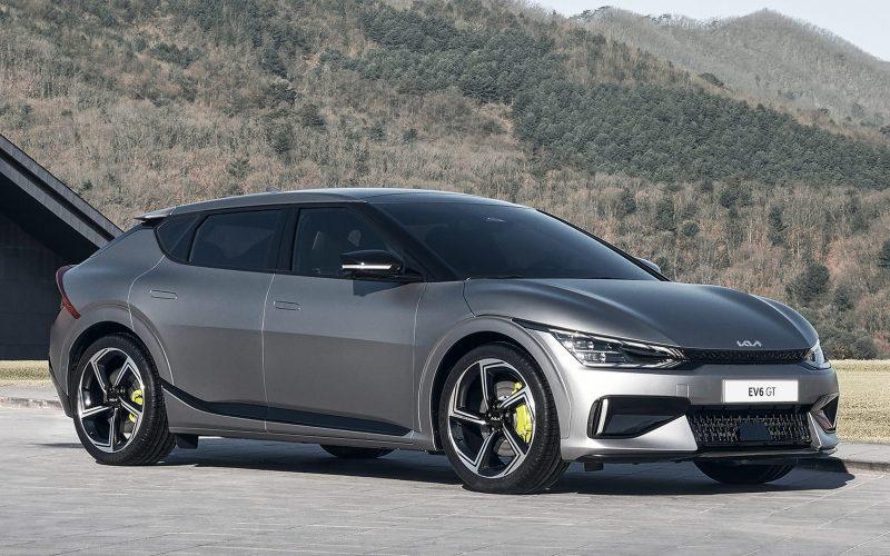 New Kia EV6 - Image 5