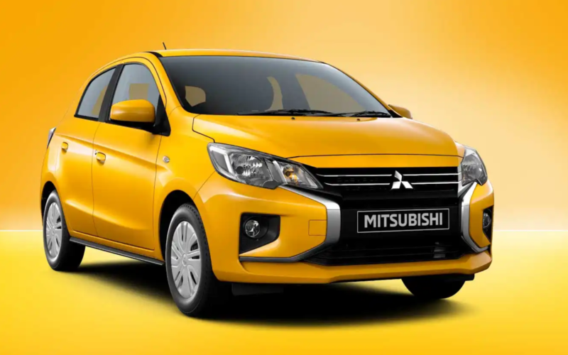 Mitsubishi Mirage - Image 5