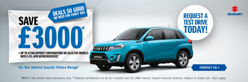 Suzuki - Vitara offer
