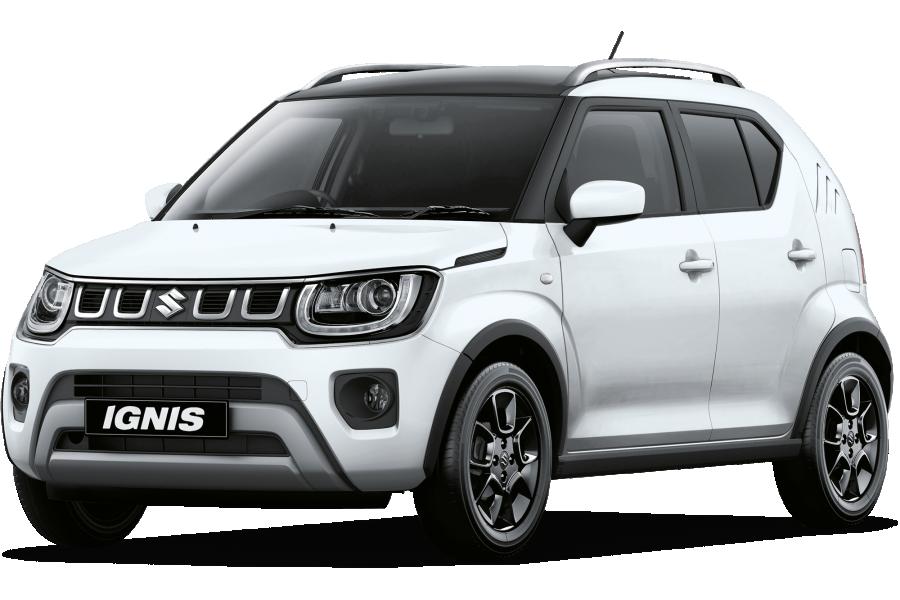 Suzuki Ignis SZT 1.2 Dualjet 12V