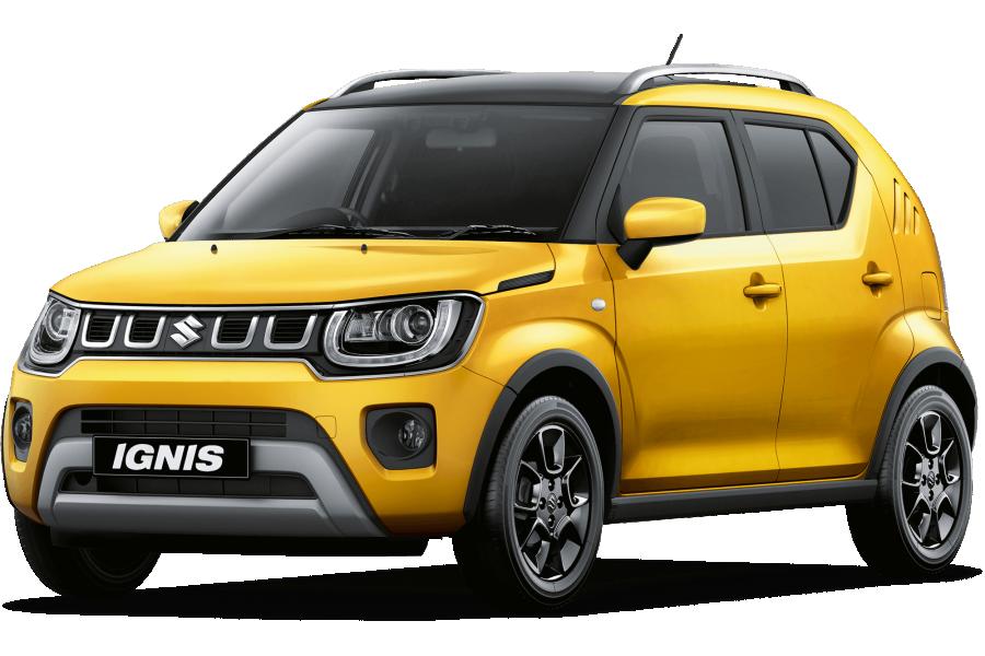 Suzuki Ignis Hatchback 1.2 Dualjet 12V Hybrid SZ5 5dr