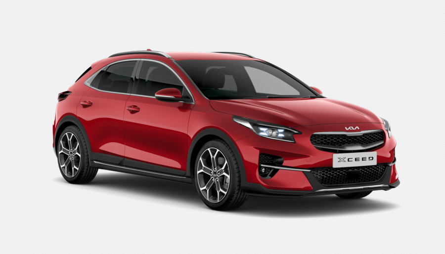 Kia Xceed Hatchback 1.5T Gdi Isg 3 5Dr Dct (2021 On)