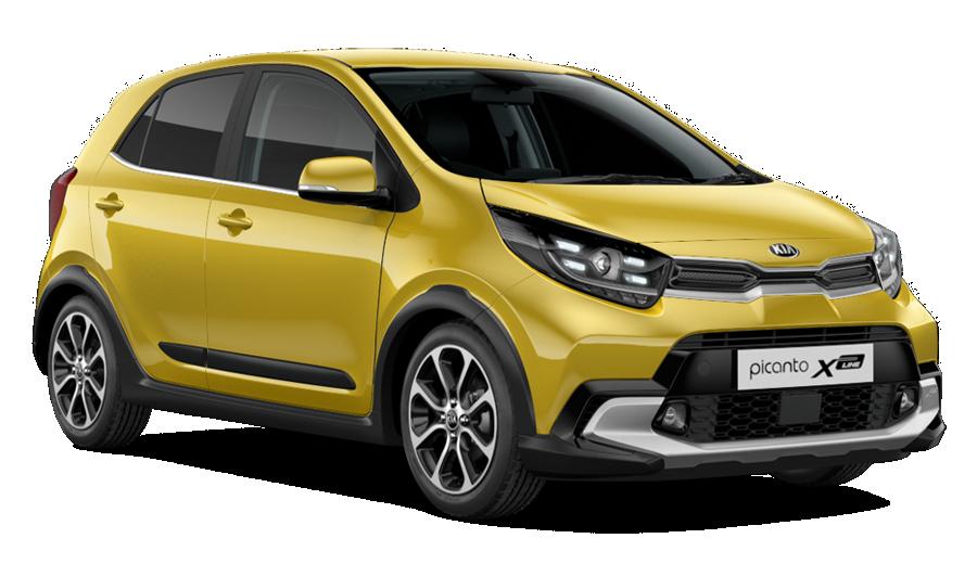 Kia Picanto Hatch 1.0 XLine