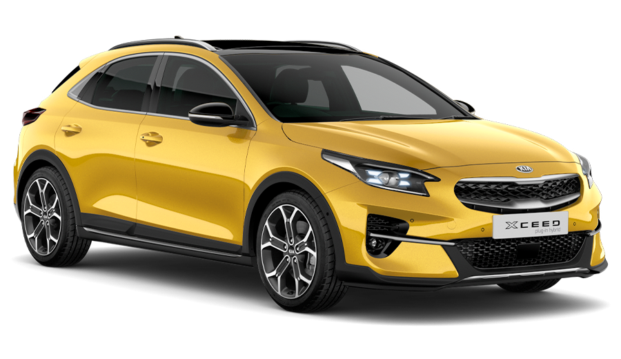 Kia XCeed Hatch 1.6 Gdi DCT First Edition PHEV 5dr