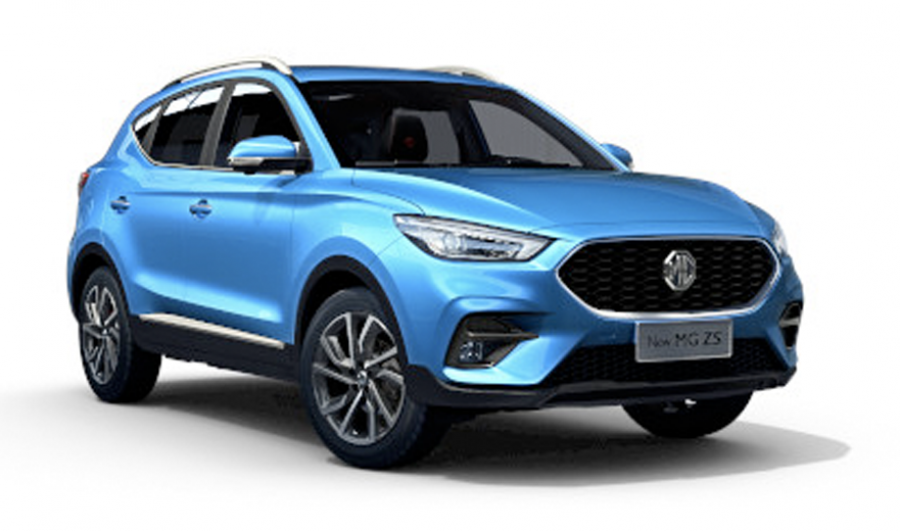 New MG ZS Exclusive 1.5 Manual