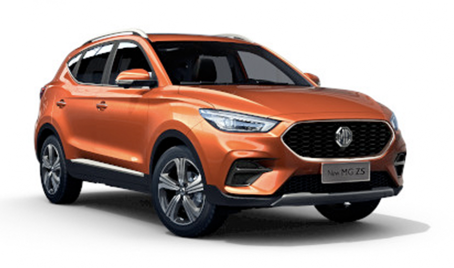 New MG ZS Excite 1.0T Auto