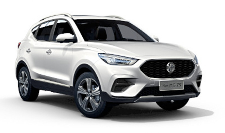New MG ZS Excite 1.5 Manual