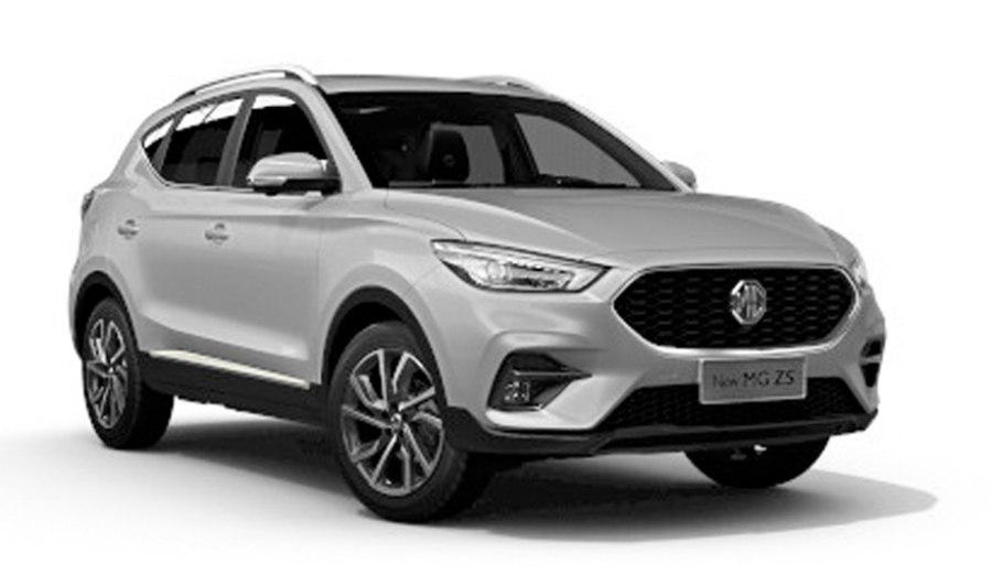 New MG ZS Exclusive 1.0T Auto